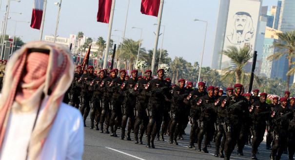 القومية العسكرية في الأنظمة الملَكية الخليجية