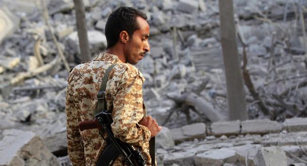أربع سنوات من الحرب في اليمن