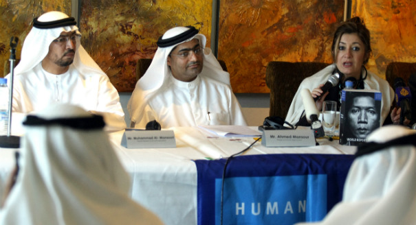 Unrelenting Repression in the UAE