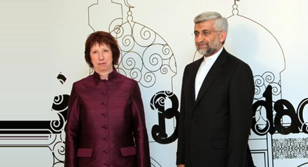 Judy Asks: Can Catherine Ashton Salvage Talks with Iran?