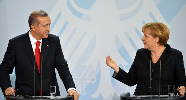 Turkey and Germany: Try a Discreet Shift