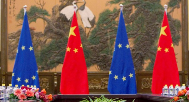China and Europe: Partners or Competitors?