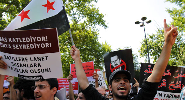 Judy Asks: Can Turkey Withstand the Syrian Conflict?