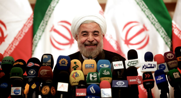 Russia's Chance in the U.S.-Iranian Rapprochement