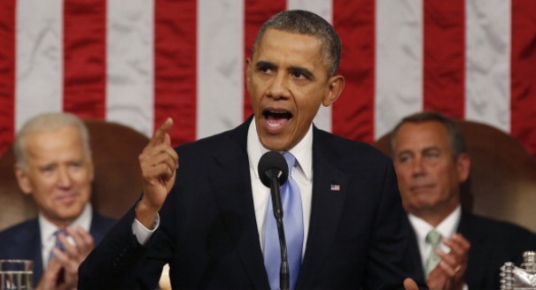What Obama's State of the Union Means for Europe