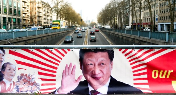 Mr. Xi Goes to Brussels