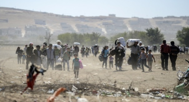 Tensions on the Turkish Border