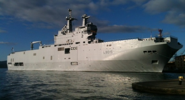Why France Should Not Deliver the Mistral Ships to Russia