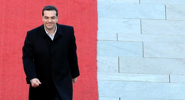 The Lure of Moscow: Tsipras Visits Putin