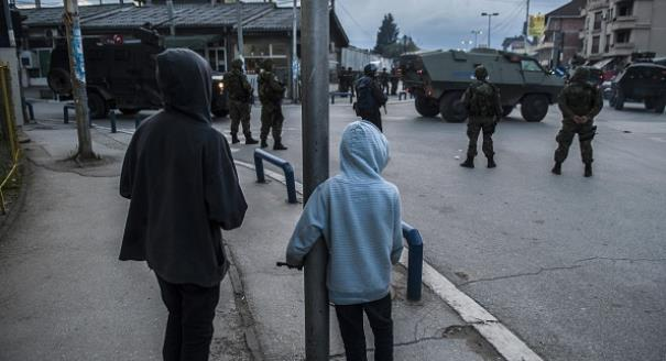 Macedonia's Uncertain Future