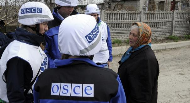 The OSCE From Confrontation to Cooperation and Back Again