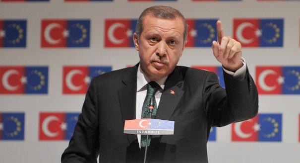 Erdoğan's Delicate Visit to Brussels