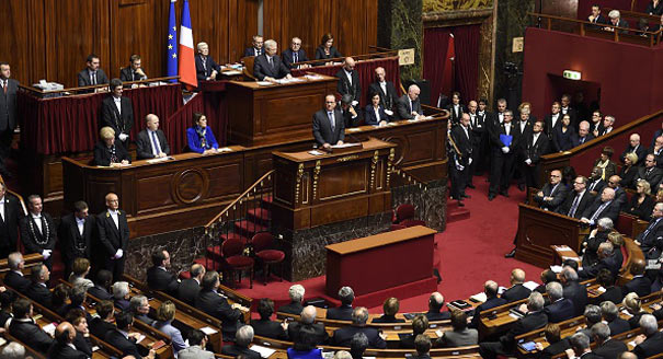 Europe's Foreign Policy Reaction to the Paris Attacks? Noise