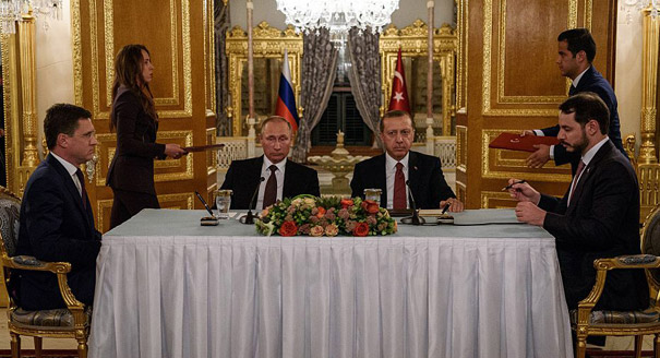 Turkey, Russia, and the European Diplomatic Chessboard