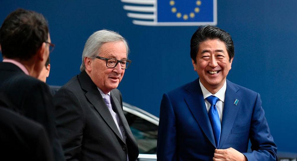 Europe Woos Japan