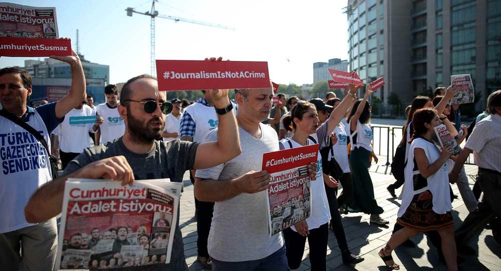 Turkey's Downward Spiral