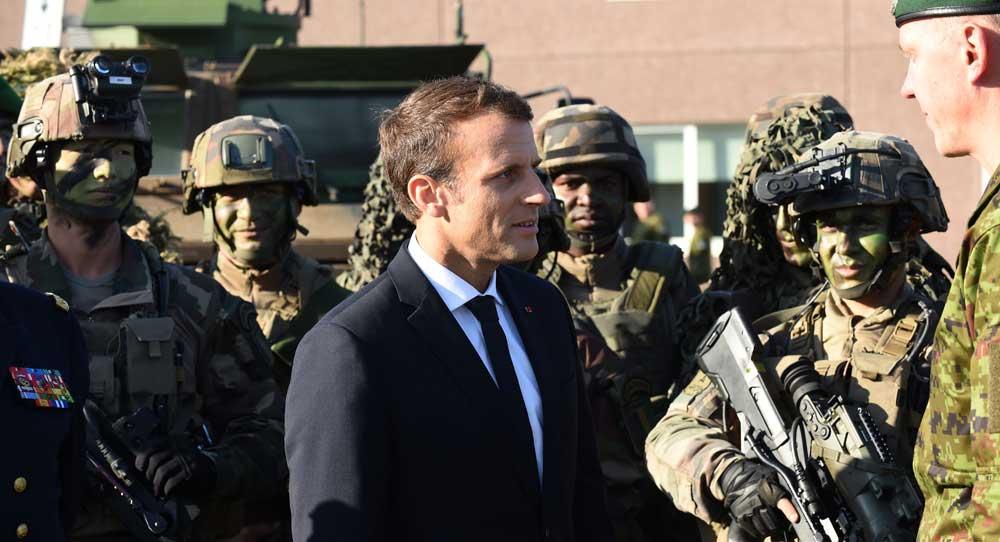 Macron, the Atlanticist