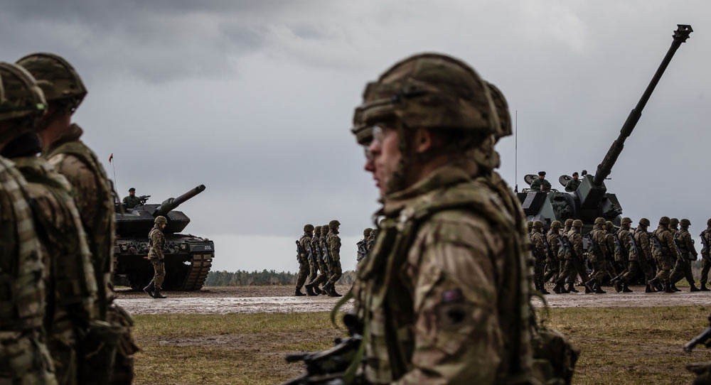 NATO's Shaky Return to Collective Defense