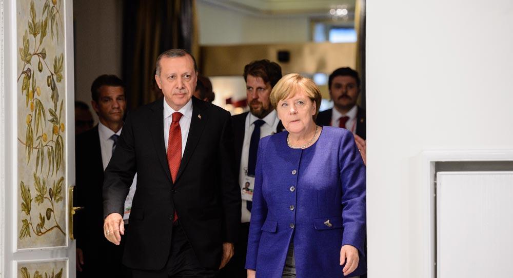Germany's Way with Turkey