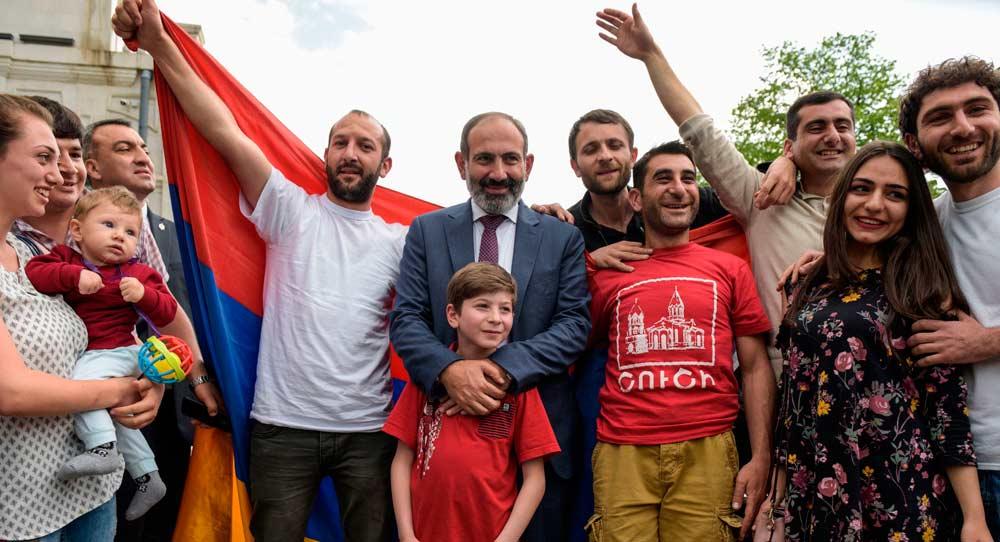 Armenia's Revolution and the Karabakh Conflict