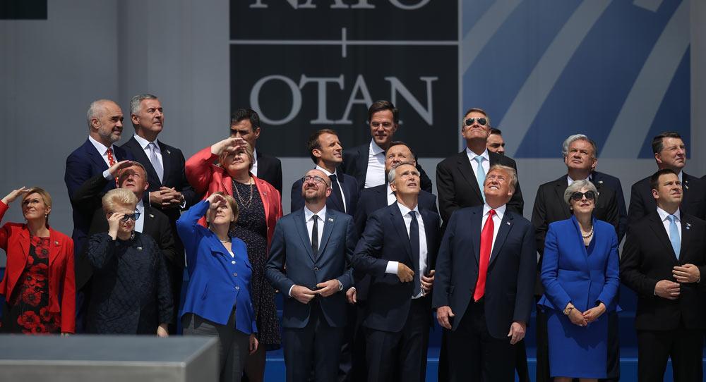 Trump's NATO