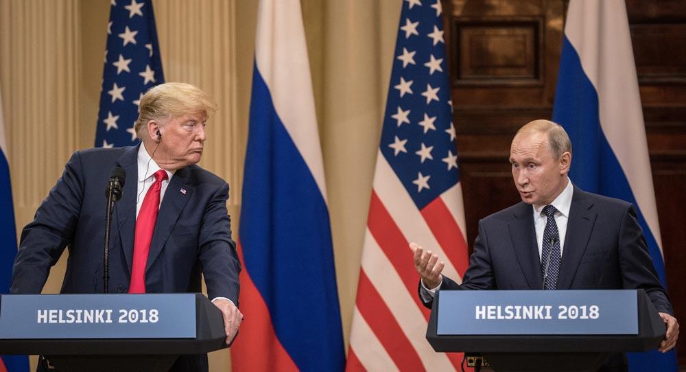 Trump and Putin Go Home