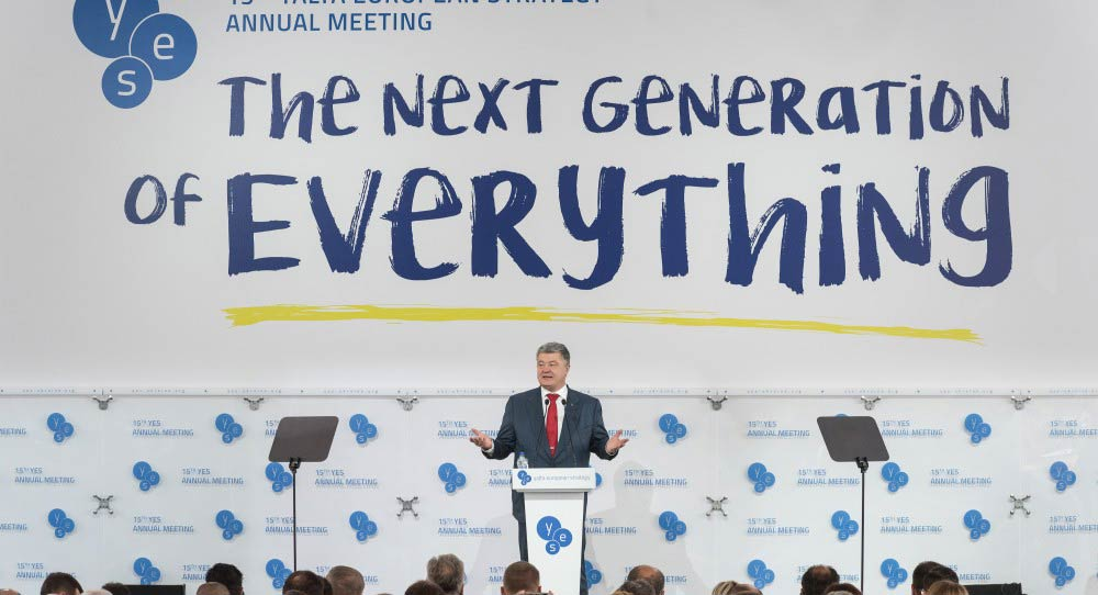Ukraine's Incomplete Transformation