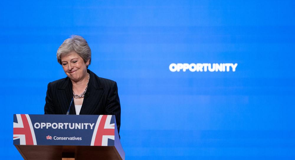 Brexit's Never-ending Transition