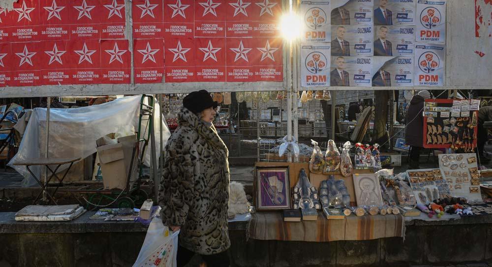 Moldova Election: A Democratic Illusion?