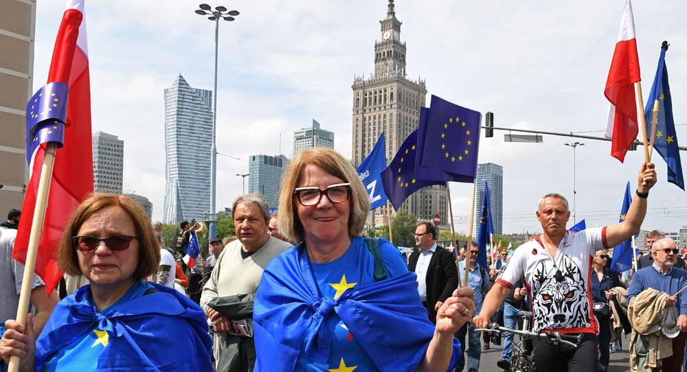 Judy Asks: Do These European Parliament Elections Matter?
