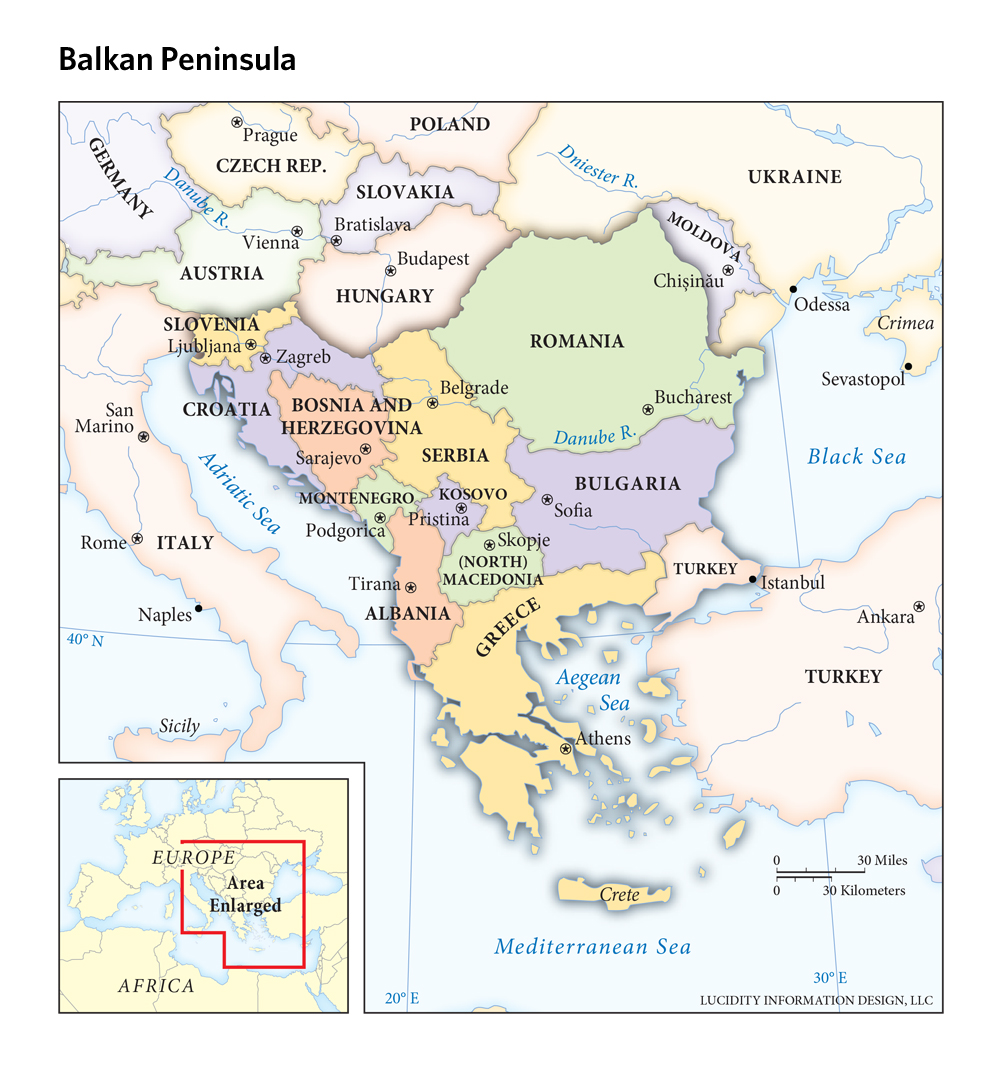 Image of: Russia S Game In The Balkans Carnegie Endowment For International Peace
