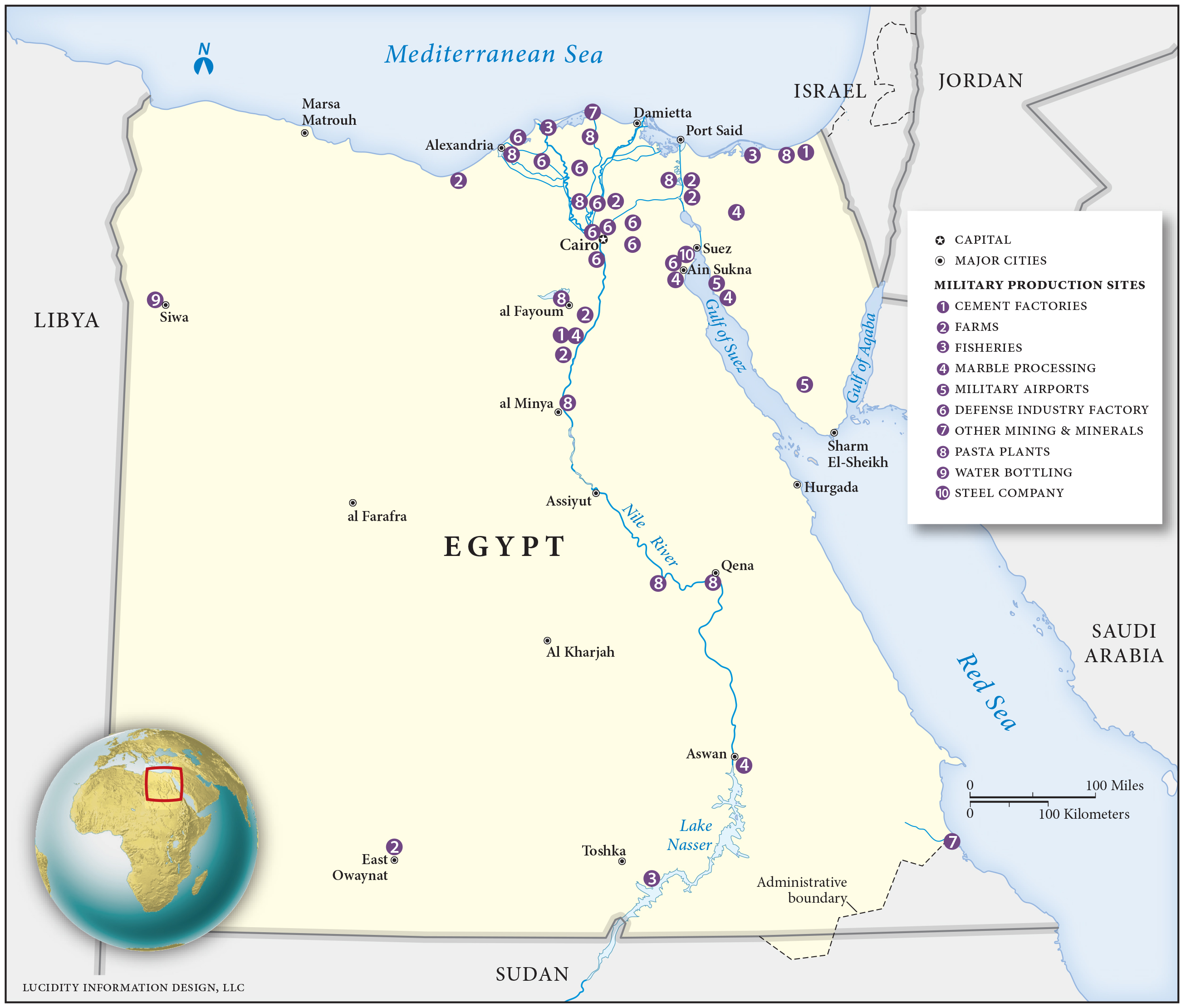 Mapping The Formal Military Economy Part 2 We Build Egypt We Feed Egypt We Are Egypt Owners Of The Republic An Anatomy Of Egypt S Military Economy Carnegie Middle East Center