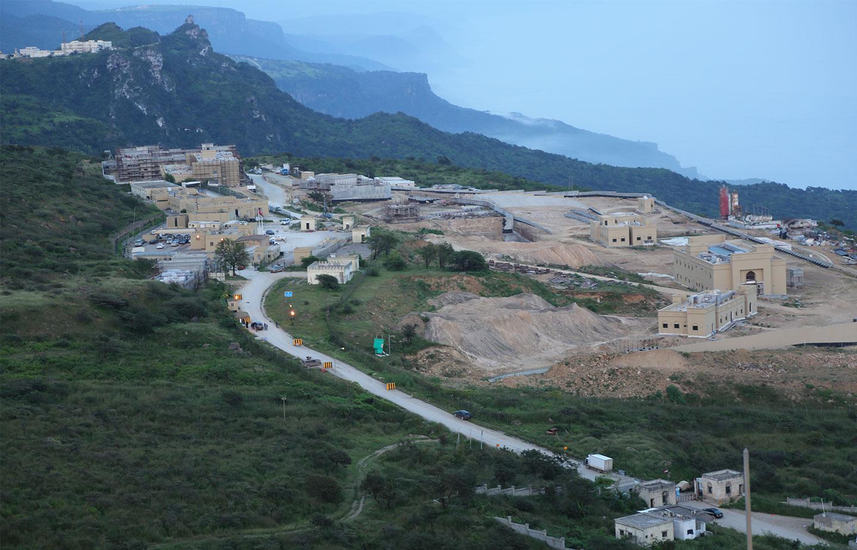Yemen-Oman border