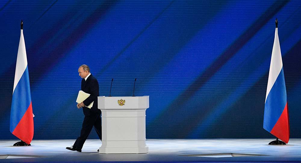 Putin's Undeclared Red Lines—For Now