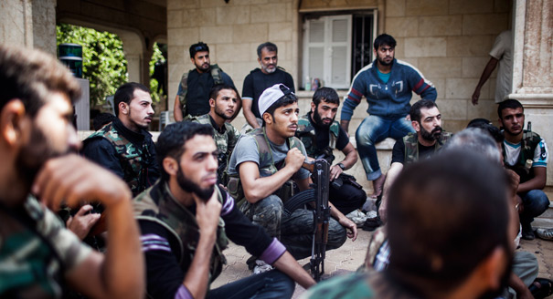 Opposition Intrigue Revives an Old FSA Leadership