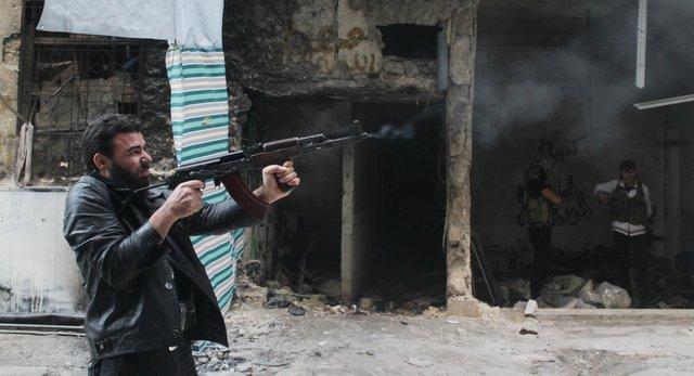 A New Free Syrian Army Leadership