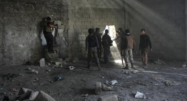 The Sham Legion: Syria's Moderate Islamists