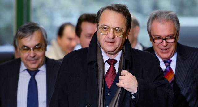Mikhail Bogdanov and the Syrian Black Box