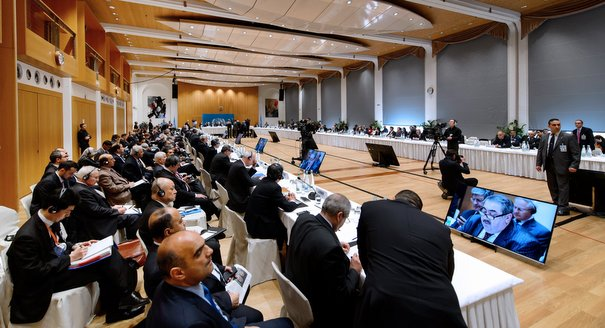 The Road to Geneva: the Who, When, and How of Syria's Peace Talks