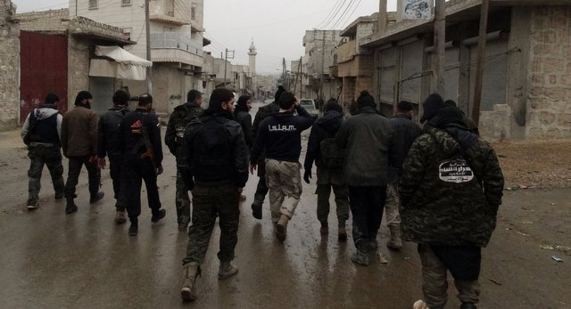 Syria's Ahrar al-Sham Leadership Wiped Out in Bombing