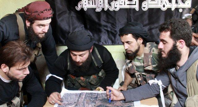 The Mujahideen Army of Aleppo