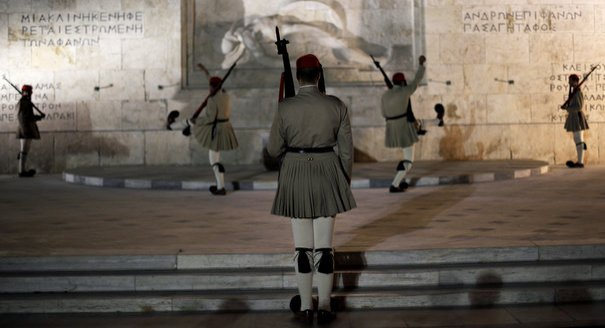 EU and NATO Look on at Greece's Pampered Armed Forces