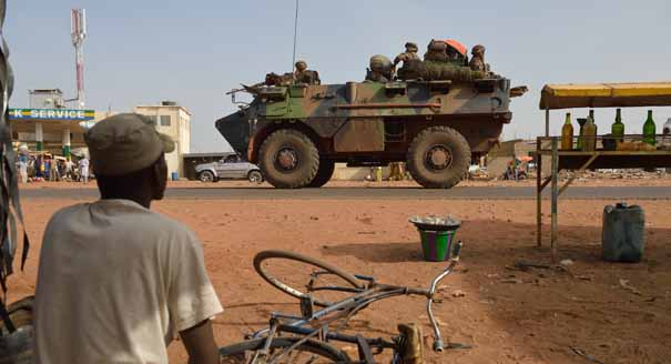 Mali and Europe's Hard Power