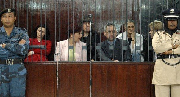 Honoring the Bulgarian Medics Freed from Libya in 2007