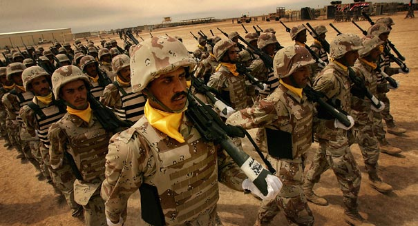 Your Country Needs You: Iraq's Faltering Military Recruitment Campaign