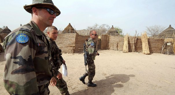 Europe Confronts New Threats in Sahel