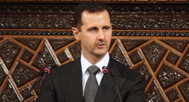 Awaiting Assad's Inauguration Speech