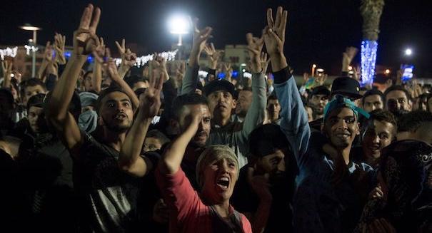 A Bouazizi Moment?