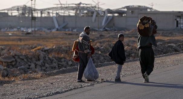 Looking Beyond Mosul
