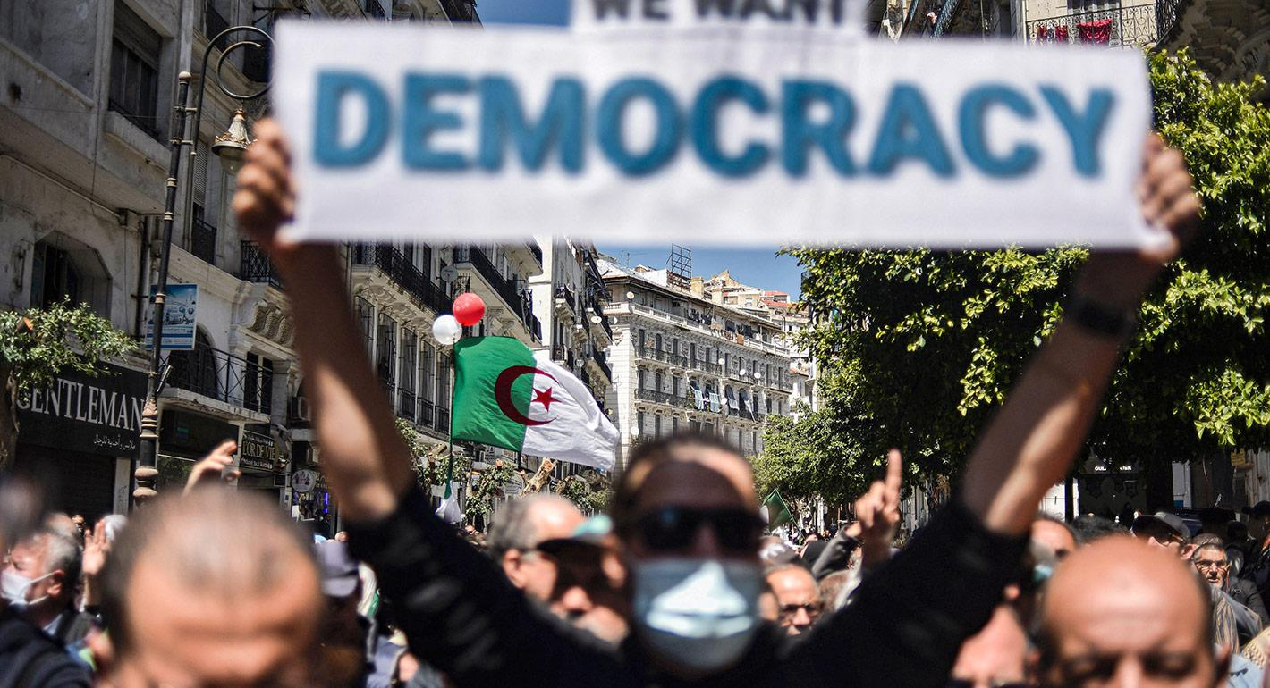 Helpless Hirak? Democratic Disappointments in Algeria